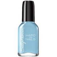 Sally hansen hard as nails color, big teal - 2 ea