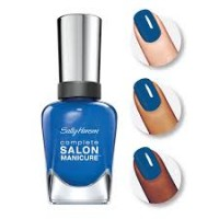 Sally hansen complete salon manicure nail color, jaded - 2 ea