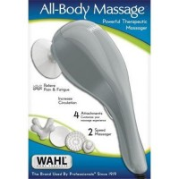 Wahl all body therapeutic massager - 1 ea