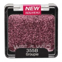 Wet n Wild Color Icon Glitter Single Shad Groupie - 3 ea