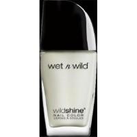 Wet n wild wild shine nail color, matte top coat - 3 ea