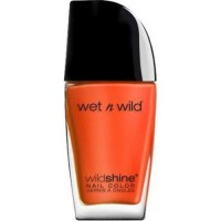 Wet n wild wild shine nail color, nuclear war - 3 ea