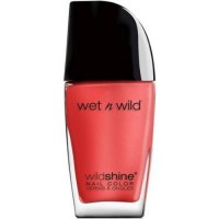 Wet n wild wild shine nail color, grasping at strawberries - 3 ea