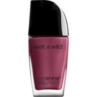 Wet n wild wild shine nail color, grape minds think alike - 3 ea