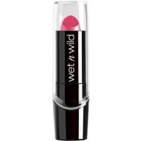 Wet n wild silk finish lip stick, a pink ice -  3 ea