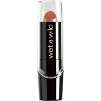 Wet n Wild Silk Finish Lipstick Dark Pink Frost - 3 ea