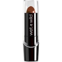 Wet n wild silk finish lipstick, mink brown - 3 ea