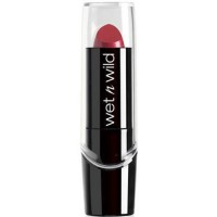Wet n wild silk finish lipstick, just garnet -  3 ea