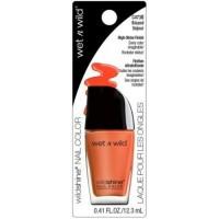 Wet n wild wild shine nail color, blazed - 3 ea