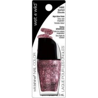 Wet n wild wild shine nail color, sparked - 3 ea