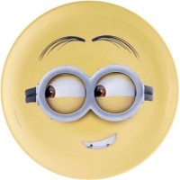 Zak designs minions dinner plate for babies - 3 ea