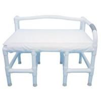MJM International Bath Bench, 165-36-900 - 1 ea