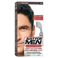 Just for men autostop hair color real black - 1 ea