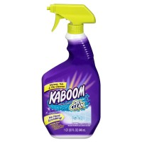Kaboom with oxiclean shower tub tile cleaner - 32 oz