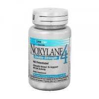 Lane labs double strength  noxylane caplets 4 - 50 ea