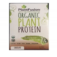 Plantfusion plant protein organic chocolate - 1.6 oz ,12 pack